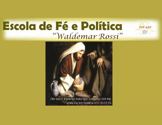 Escola da Fé e Política Waldemar Rossi