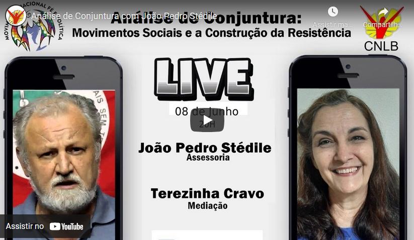 Análise de Conjuntura com João Pedro Stédile