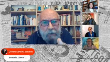 Chico Whitaker fala da Campanha Ô MINISTÉRIO PÚBLICO, DENUNCIA JÁ! na TV Democracia